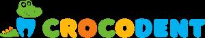 Логотип CrocoDent