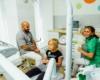 Открытие детской стоматологии Крокодент