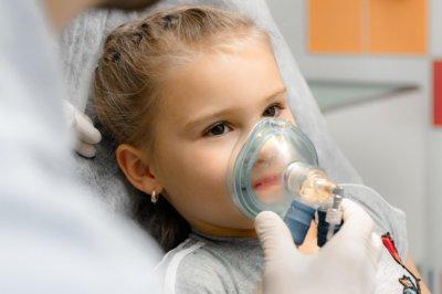 длительность лечения зубов детей под наркозом