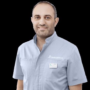 Стоматолог-ортопед Вердян Арутюн Арамович