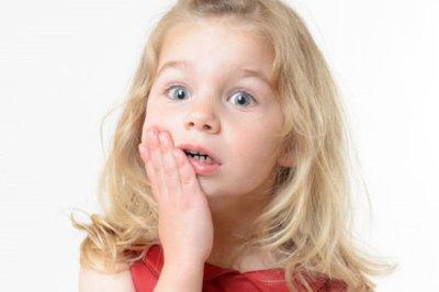 Если ребенок выбил зуб