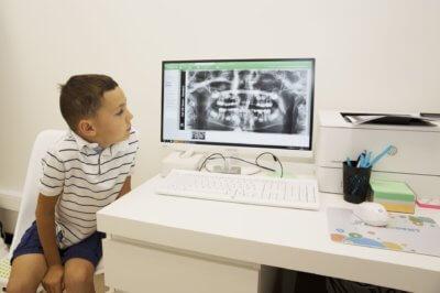 ортопантомограмма детям