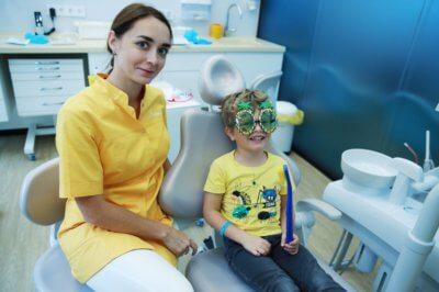 пластика уздечки губы детям