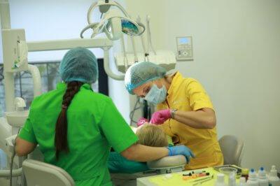 детские зубы периодонтит